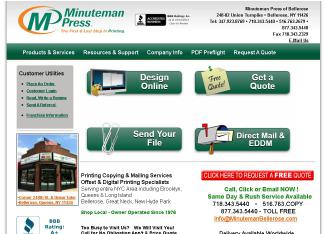 Minuteman Press Printing of Bellerose