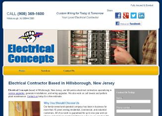 Electrical+Concepts+Inc Website