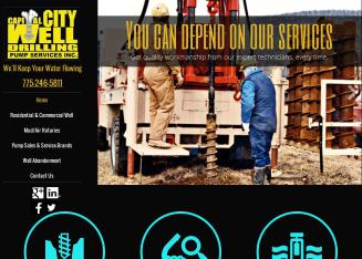 Capital++City+Well+Drilling+%26+Pump+Service Website