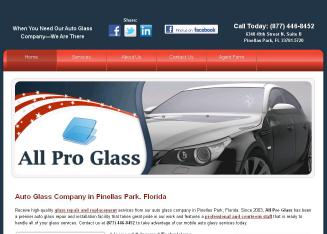All Pro Glass