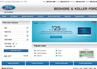 Beshore+%26+Koller+Inc Website