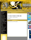 Lakeshore+Sports+Center Website