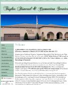 Taylor+Funeral+Service+Inc Website