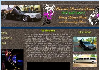 Ashworth%27s+Limousines Website