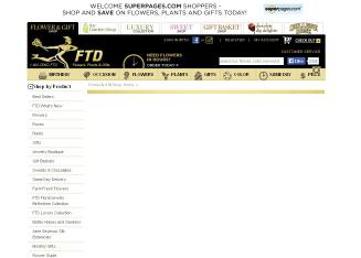 FTD Website
