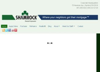 Shamrock+Financial Website