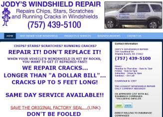 Jody's Windshield Repair