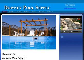 Downey+Pool+Supplies+%26+Service Website