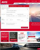 Avis+Rent+A+Car Website