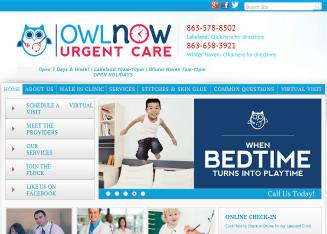 Owl Now Urgent Care