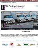 PFC+Furniture+Industries Website