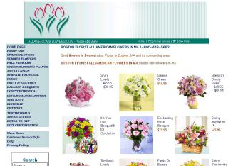 Berea+Florist+OH+All+American+Flowers+Ohio Website