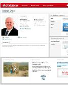 George+Davis+-+State+Farm+Insurance+Agent Website