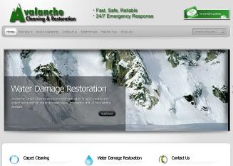Avalanche+Cleaning+%26+Restoration Website