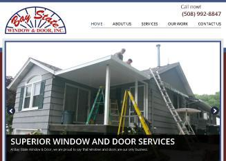Bay+State+Window+%26+Door Website