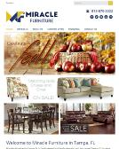Miracle+Furniture Website