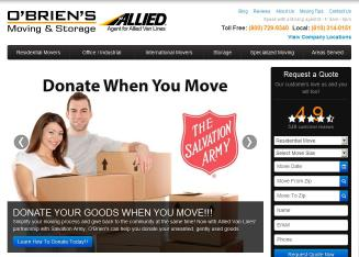 Allied Van Lines - O'Brien's Moving
