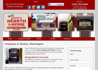 Rob%27s+Country+Hearth+%26+Home Website