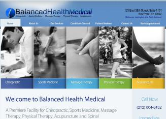 Balanced Health Medical Chiropractic