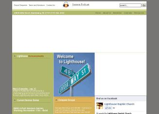 Lighthouse+Baptist+CHURCH Website