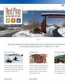 Red+Pine+Adventures Website