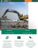American+Environmental+Service Website