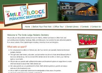 The Smile Lodge Pediatric Dentistry