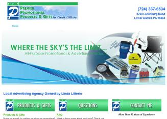 Premier+Promotional+Products Website