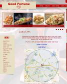 GUNG+Ho+Restaurant Website
