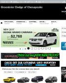 Greenbrier+Dodge+of+Chesapeake Website