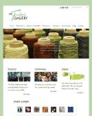 The+Fiber+Gallery Website