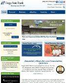 Tioga+State+Bank Website
