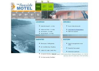Sea+Side+Motel Website