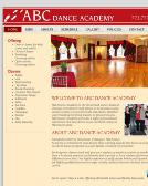 ABC+Dance+Academy Website