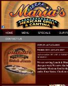 Maria%27s+Mexican+Grill+%26+Cantina Website