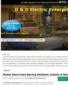 D & D Electric Enterprises, Inc.
