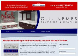 Nemes+C+J+Inc Website