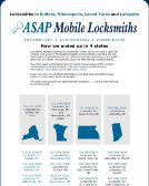 Asap Mobile Locksmiths