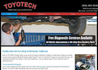 EuroTech Website
