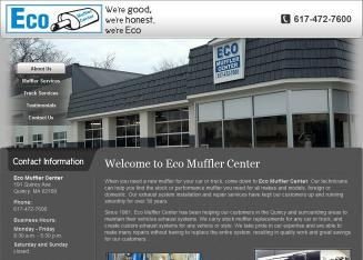 Eco Muffler Centers