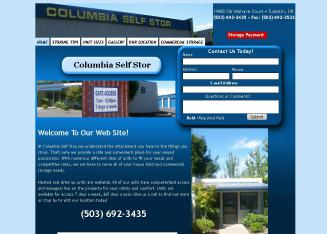 Columbia Self Storage-Tualatin