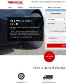 Tire+Rack Website