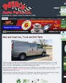 Nik%27s+Auto+Parts+INC Website