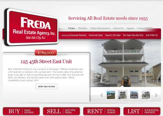 Freda+Real+Estate+Agency+Inc. Website