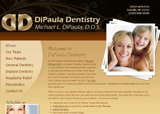 DiPaula Dentistry - Michael L DiPaula Dds