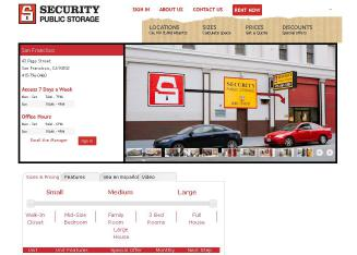 Security+Public+Storage Website