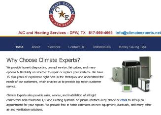 A/C & Heating services - Honest, Affordable, Local