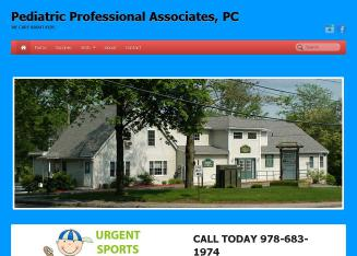 Pediatric+Professional+Associates+PC Website