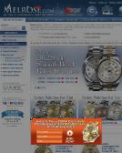 Melrose Jewelers: USA's #1 Online Rolex Watch Retailer.
