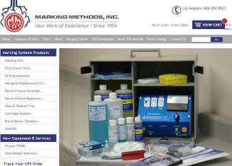 Marking+Methods+Inc Website